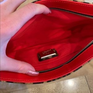Christian Louboutin Bags - NEW Louboutin bag, clutch, patent leather, leopard